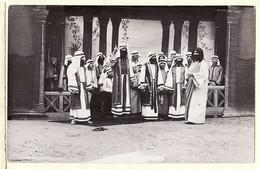 X58037 ♥️ Peu Commun Carte-Photo 1930s Photographe Léon BLOT 7 Rue Barre NEVERS Nièvre Passion JESUS JERUSALEM - Nevers