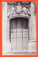 X58082 ⭐ NEVERS 58-Nièvre Porte De L'Escalier D'Honneur Du Palais DUCAL 1910s Edition Spéciale N.G 9 - Nevers