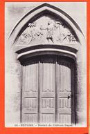 X58083 ⭐ NEVERS 58-Nièvre Portail Du Chateau DUCAL 1910s Edition Spéciale N.G 12 - Nevers