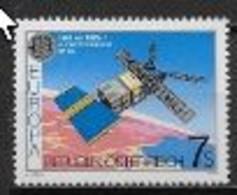 Autriche 1991 N° 1855 Europa L'Europe Et L'espace - 1991