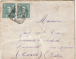 CTN67/ETR - PORTUGAL LETTRE AVRIL 1897 - Covers & Documents