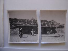 Ancienne Photo LIBAN Kab Elias Bekaa 1931 VINTAGE SNAPSHOT LEBANON 6X10 Cm + Les Marges - Africa