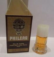 Miniature De Parfum PHILEAS De Nina Ricci 10ml. Eau De Toilette - Zonder Classificatie