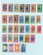OUBANGUI-CHARI -  NEUF - AVEC CHARNIERE - Unused Stamps