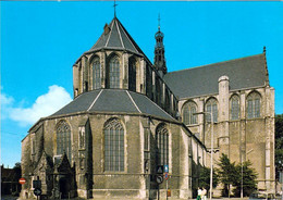 2 AK Niederlande * Die Große Oder St.-Laurens-Kirche (Grote Kerk Oder St. Laurenskerk) Stammt Aus Dem 15. Jh. * - Alkmaar