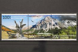 Schweiz, MiNr. 2331-2333, Dreierstreifen, Postfrisch / MNH - Nuevos
