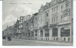Middelkerke - La Digue XXVI    Feldpost - Middelkerke