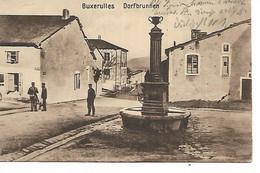 55 - BUXERULLES - Dorfbrunnen  (Animée) - Otros Municipios