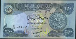 ♛ IRAQ - 250 Dinars 2003 AH1424 {Central Bank Of Iraq} UNC P.91 A - Iraq