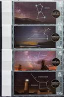 Isle Of Man 2014 MNH - Dark Sky Discovery - Isla De Man