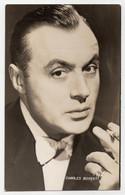 Charles Boyer Vintage Real Photo - Beroemde Personen