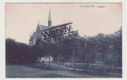 Coq S/Mer (de Kerk Met Oprit N° 1512 - De Graeve) - De Haan