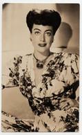 Joan Crawford Vintage Real Photo - Beroemde Personen