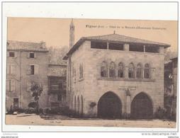 46 FIGEAC HOTEL DES MONNAIE CPA BON ETAT - Figeac