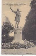 DAX : MONUMENT DE L AVIATEUR MAURICE BOYAU. DISPARU 16/09/1918. 1928. B.ETAT.PETIT PRIX. - Dax