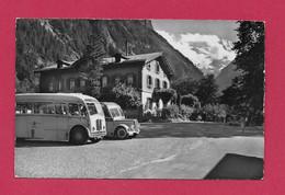 C.P. Lauterbrunnen =   Hotel  TRÜMMELBACH Mit Brelthorn - BE Berne