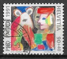 Schweiz Mi. Nr.: 1449 Gestempelt (szg914) - Usati