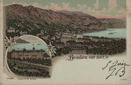 06 - BEAULIEU-sur-MER - Grand Hôtel Bristol - Beaulieu-sur-Mer