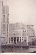 Schöne ALTE  AK  HIROSHIMA  / Japan   - Weltfriedenskirche -  Alter Unbekannt - Hiroshima