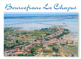 Cpsm -   Bourcefranc -  Le Chapus , Vue Générale Aérienne     G474 - Other Municipalities