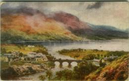 TUCK'S POSTCARD 1910s - BONNIE SCOTLAND - PERTHSIRE - N. 7809 (BG1339) - Tuck, Raphael