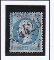 GC 4423 CHENOISE ( Dept 73 Seine Et Marne ) S / N° 22 Indice Baudot S / L : 15 Soit 160€ - 1849-1876: Periodo Classico
