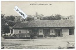 SERVIAN (34) -  La Gare - Other Municipalities