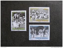 Polynésie: TB Série N° 872 Au N° 874 ,neufs XX . - Nuevos