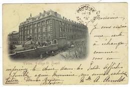 Virton. Collège St Joseph. Voyagée 1898 !.**** - Virton