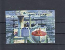 Aland Inseln Michel Cat.No. Mnh/** Sheet  13 - Aland