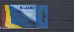 Aland Inseln Michel Cat.No. Mnh/** Booklet 315 - Aland