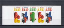 Aland Inseln Michel Cat.No. Mnh/** Booklet 18 - Aland