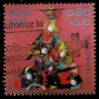 Luxemburg 2019,Mi.# 2215 O Weihnachten - Gebruikt