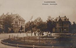 VLAARDINGEN - 1911 - Villapark. Noordzijde - Fotokaart - Vlaardingen