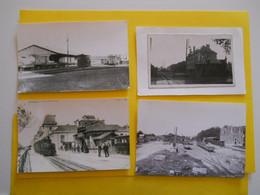 Photo T I V  ,TRAMWAY Collection Bourneuf ,lire Descriptif  , Rennes Saint Cyr - Riproduzioni