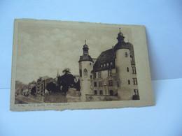 NO 4740 COBLENCE Koblenz, ALLEMAGNE RHENANIE PALATINAT ALTE BURG AM MOSELQUAI CPA - Koblenz