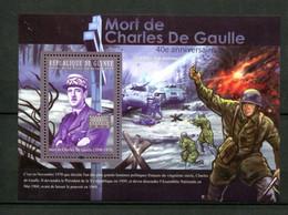 Thème Général De Gaulle - Guinée Yvert 1131 - Neuf Xxx - Lot 331 - De Gaulle (Generale)