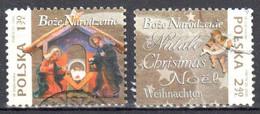 Poland 2006 - Christmas - Mi 4294-95 - Used Gestempelt - Usati