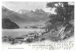 Suisse. Campfer, Silvaplana, Crestalta (5445) - GR Grisons