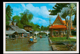Thai Floating Market - Tailandia