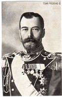 Russie - Tsar Nicolas II - Familles Royales