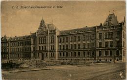 Graz/Steiermark Und Umgebung -   Staatshandelsakademie - Graz