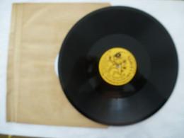 ORCHESTRE DES 4 Z'ARTS COEUR Du COMITE 1954 : LE POMPIER Et PRELUDES - 78 T Peu Courant Non Disponible Dans Le Commerce - 78 Rpm - Gramophone Records