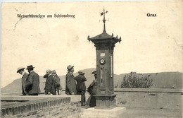 Graz/Steiermark Und Umgebung -   Wetterhäuschen Am Schlossberg - Graz