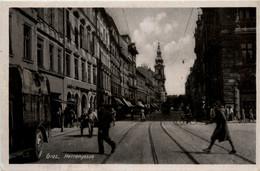 Graz/Steiermark Und Umgebung -   Herrengasse - Graz