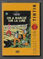 DVD Tintin  On A Marché Sur La Lune - Animation