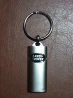 Porte-clé Métal Land Rover - Garage Nudant Automobiles à Chenôve (21) - Key-rings