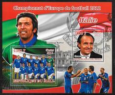 MALI BF * * Euro  Football Soccer Fussball Italie Buffon Prandelli - Fußball-Europameisterschaft (UEFA)