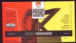 BE - 051 Beer Label - Netherlands - Beer