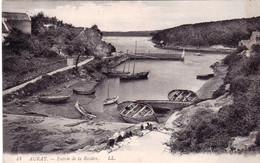 56 - Morbihan -  AURAY - Entree De La Riviere - Auray